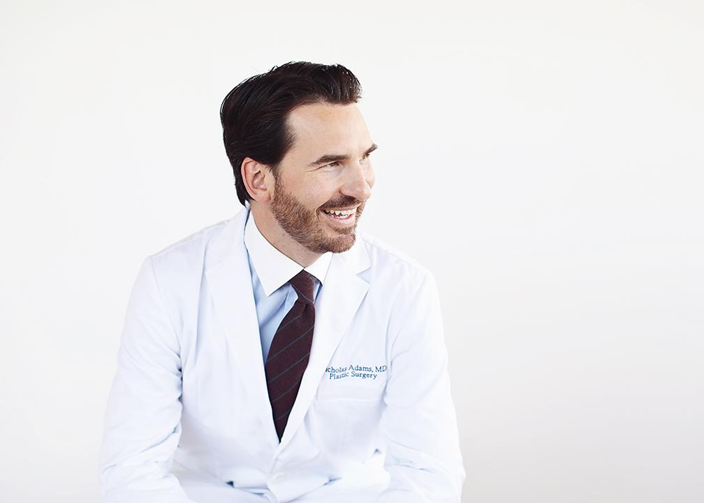 Dr. Nicholas Adams, MD.